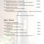 LaStella Fisch - Dessert